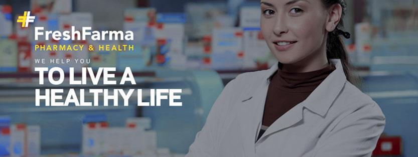 Identidad FreshFarma Farmacia
